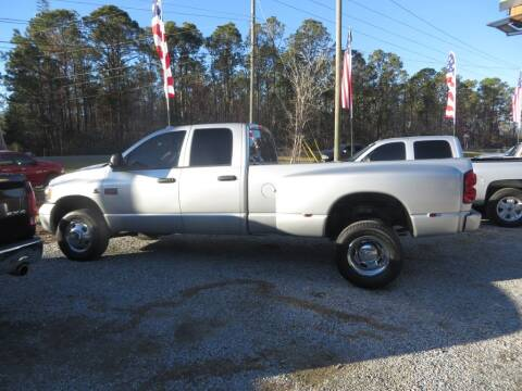 2007 Dodge Ram Pickup 3500 for sale at Ward's Motorsports in Pensacola FL