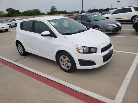 2014 Chevrolet Sonic for sale at Bad Credit Call Fadi in Dallas TX