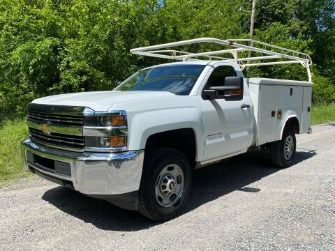 2016 Chevrolet Silverado 2500HD for sale at TINKER MOTOR COMPANY in Indianola OK