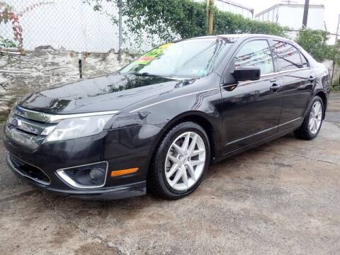 2010 Ford Fusion for sale at Dan Kelly & Son Auto Sales in Philadelphia PA