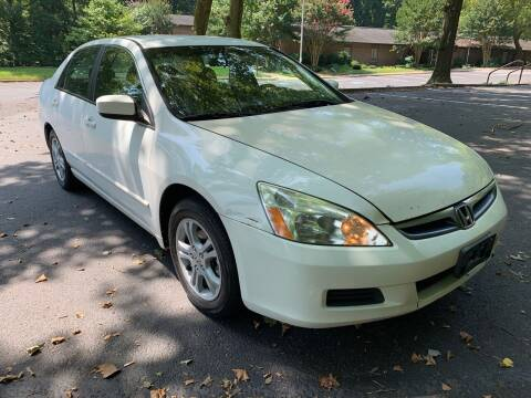 2007 Honda Accord for sale at Bowie Motor Co in Bowie MD
