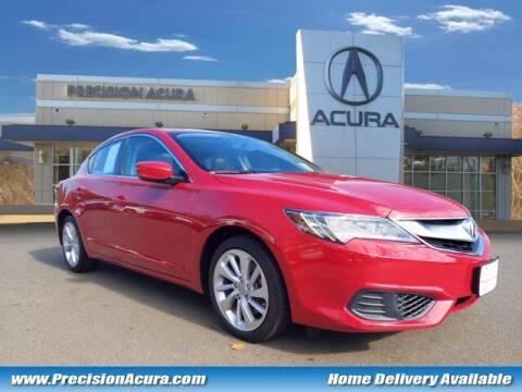 2017 Acura ILX for sale at Precision Acura of Princeton in Lawrenceville NJ