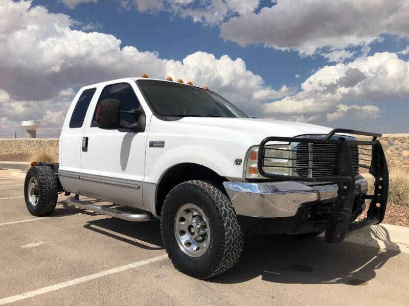 1999 Ford F-250 Super Duty for sale at Eastside Auto Sales in El Paso TX