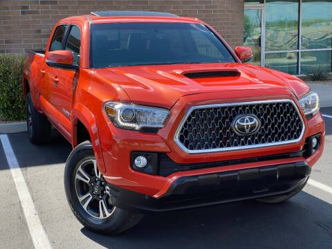 2016 Toyota Tacoma for sale at AKOI Motors in Tempe AZ