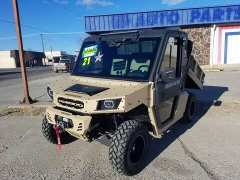 2021 Massimo WARRIOR 1000 MXU for sale at Bull Mountain Auto, Truck & Trailer Sales in Roundup MT