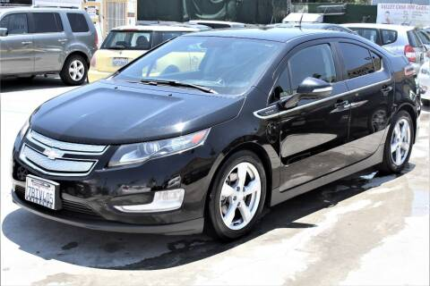 2013 Chevrolet Volt for sale at FJ Auto Sales in North Hollywood CA