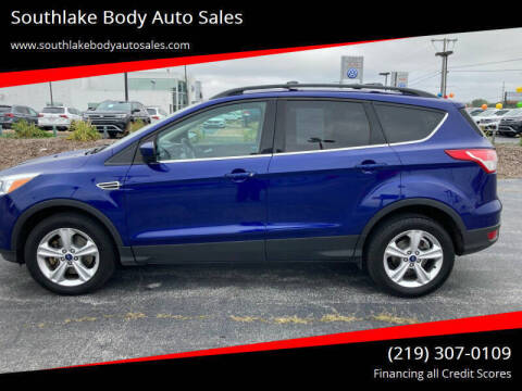 2013 Ford Escape for sale at Southlake Body Auto Sales in Merrillville IN