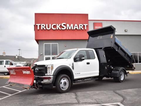 2018 Ford F-550 Super Duty for sale at Trucksmart Isuzu in Morrisville PA