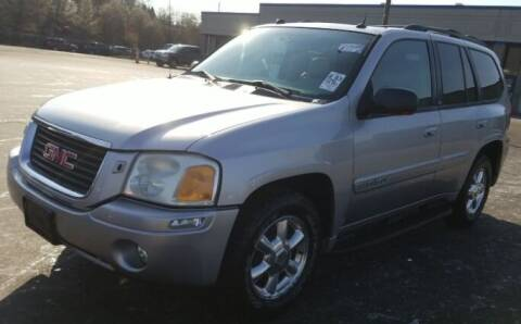 2005 GMC Envoy for sale at Precision Automotive Group in Youngstown OH