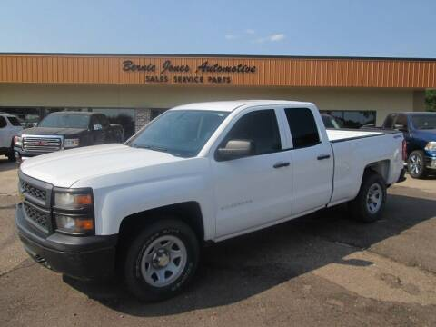 2015 Chevrolet Silverado 1500 for sale at Bernie Jones Auto in Cambridge NE