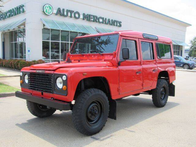 1989 Land Rover Defender for sale in Plano, TX