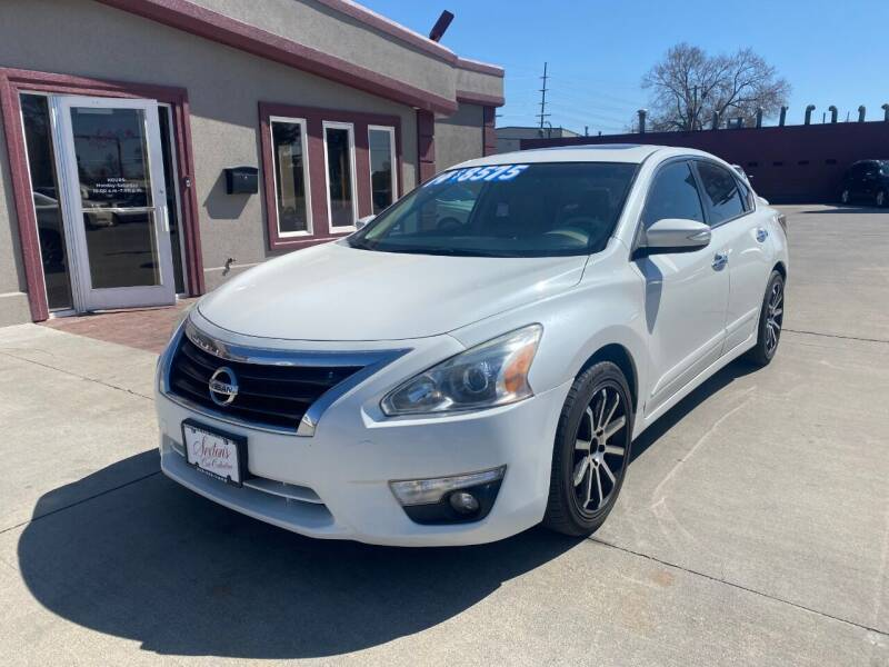 2014 Nissan Altima for sale at Sexton's Car Collection Inc in Idaho Falls ID