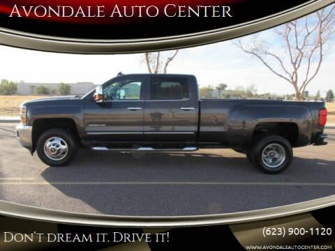 2015 Chevrolet Silverado 3500HD for sale at Avondale Auto Center in Avondale AZ