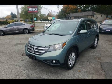 2012 Honda CR-V for sale at Colonial Motors in Mine Hill NJ