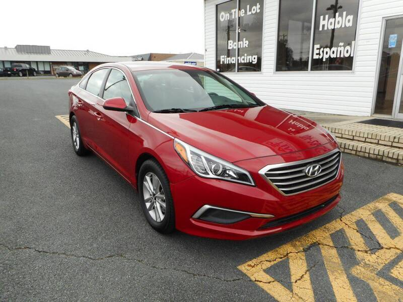 2017 Hyundai Sonata for sale at Auto America - Monroe in Monroe NC