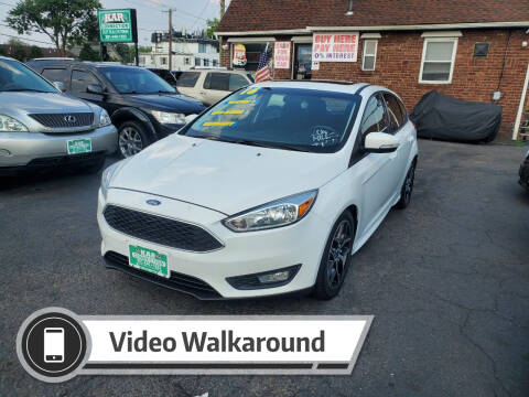 2016 Ford Focus for sale at Kar Connection in Little Ferry NJ