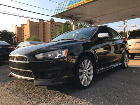 2011 Mitsubishi Lancer for sale at Auto Smart Charlotte in Charlotte NC