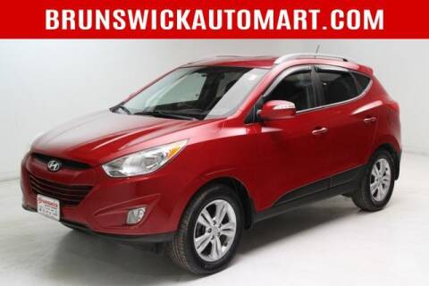 2013 Hyundai Tucson for sale at Brunswick Auto Mart in Brunswick OH