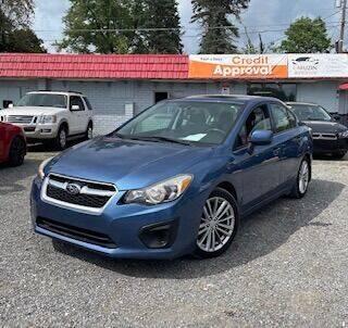 2014 Subaru Impreza for sale at Utah Credit Approval Auto Sales in Murray UT