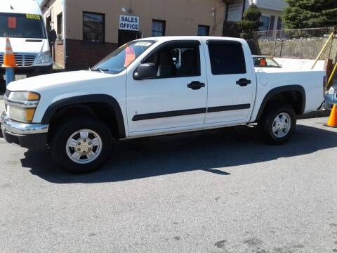 2006 Chevrolet Colorado for sale at Nelsons Auto Specialists in New Bedford MA