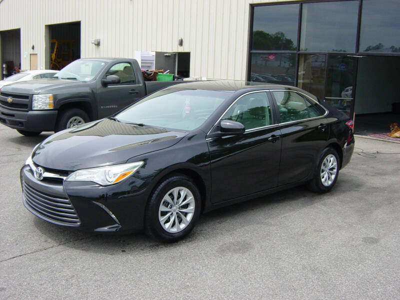 2015 Toyota Camry for sale at North South Motorcars in Seabrook NH