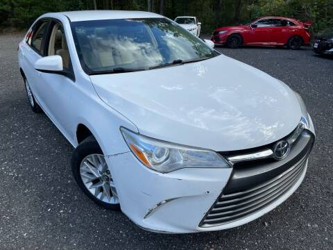 2017 Toyota Camry for sale at High Rated Auto Company in Abingdon MD