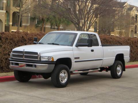 2001 Dodge Ram Pickup 2500 for sale at RBP Automotive Inc. in Houston TX