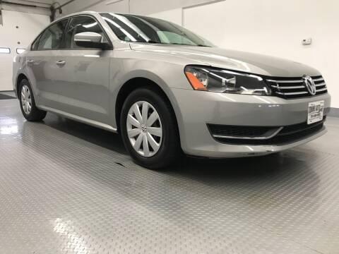 2013 Volkswagen Passat for sale at TOWNE AUTO BROKERS in Virginia Beach VA