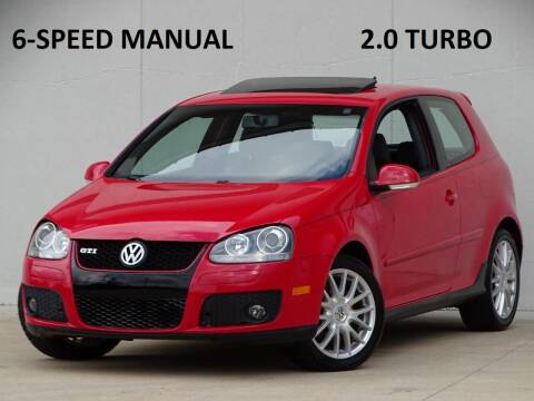 2007 Volkswagen GTI for sale at Chicago Motors Direct in Addison IL