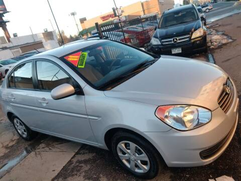 2011 Hyundai Accent for sale at Sanaa Auto Sales LLC in Denver CO