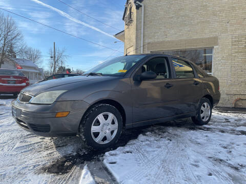 2007 Ford Focus for sale at Strong Automotive in Watertown WI