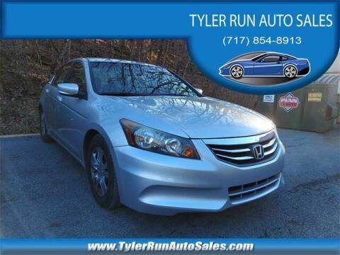 2012 Honda Accord for sale at Tyler Run Auto Sales in York PA