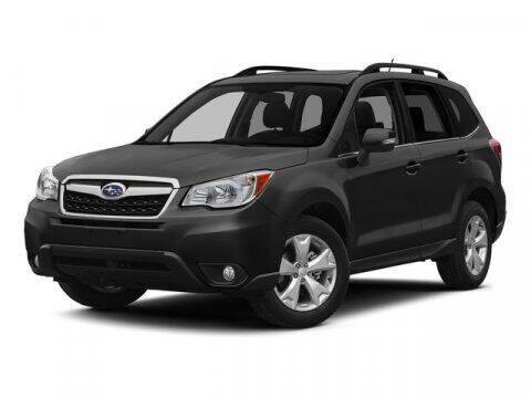 2015 Subaru Forester for sale at BEAMAN TOYOTA in Nashville TN