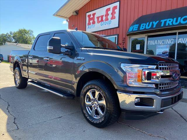 2018 Ford F-150 for sale at HUFF AUTO GROUP in Jackson MI