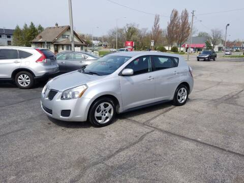 2009 Pontiac Vibe for sale at Indiana Auto Sales Inc in Bloomington IN