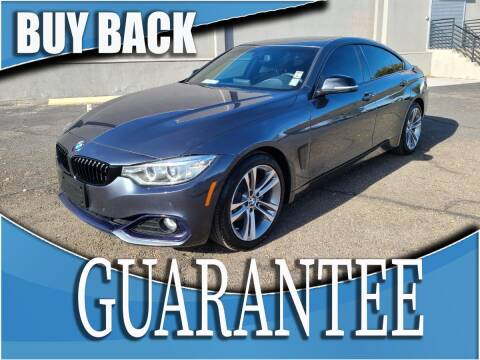 2015 BMW 4 Series for sale at Reliable Auto Sales in Las Vegas NV