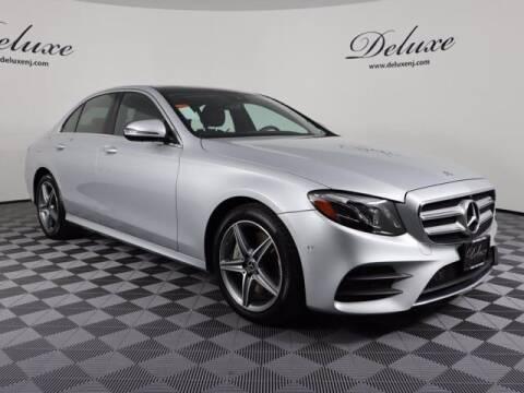 2019 Mercedes-Benz E-Class for sale at DeluxeNJ.com in Linden NJ