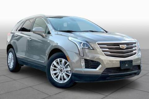 2018 Cadillac XT5 for sale at CU Carfinders in Norcross GA