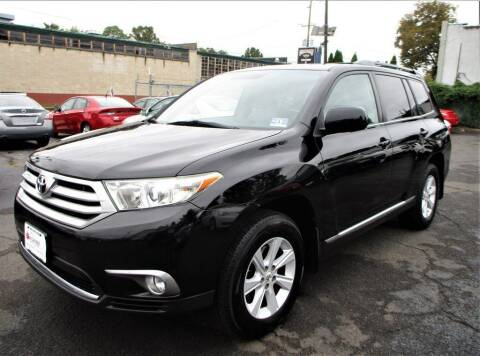 2012 Toyota Highlander for sale at Exem United in Plainfield NJ