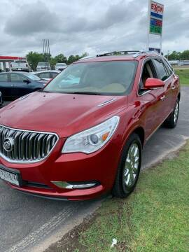2013 Buick Enclave for sale at BRYANT AUTO SALES in Bryant AR