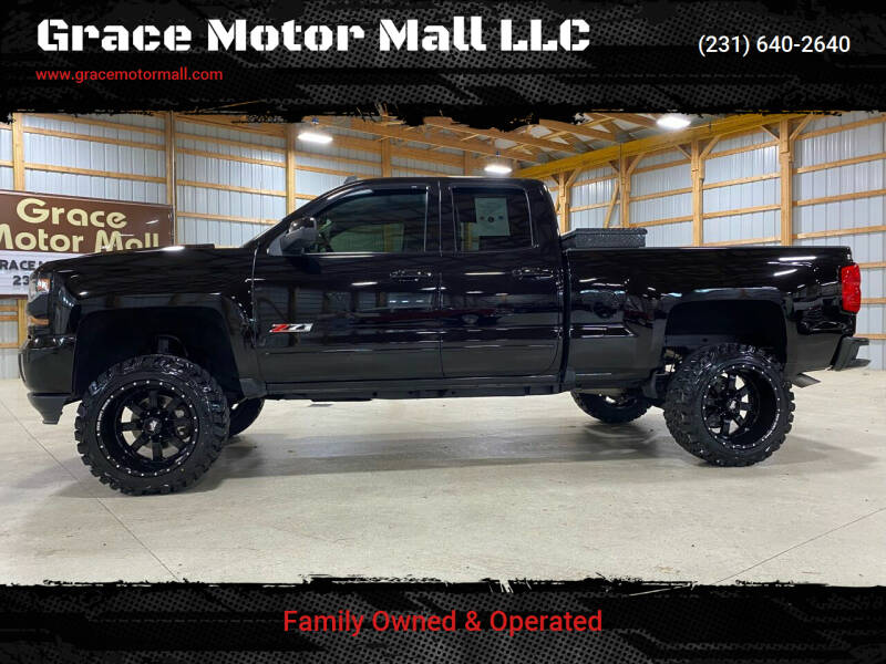 2017 Chevrolet Silverado 1500 for sale at Grace Motor Mall LLC in Traverse City MI