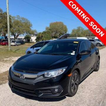 2017 Honda Civic for sale at Monster Cars in Pompano Beach FL