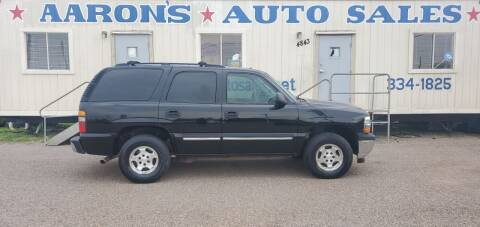 2006 Chevrolet Tahoe for sale at Aaron's Auto Sales in Corpus Christi TX