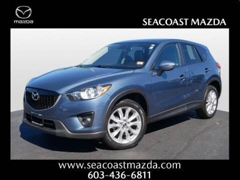 2015 Mazda CX-5 for sale at The Yes Guys in Portsmouth NH