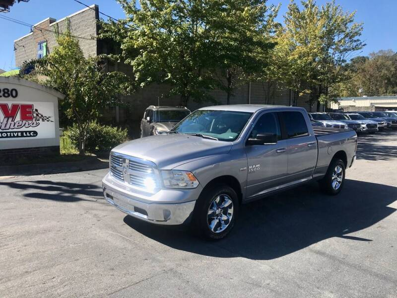 2019 RAM Ram Pickup 1500 Classic for sale at Five Brothers Auto Sales in Roswell GA