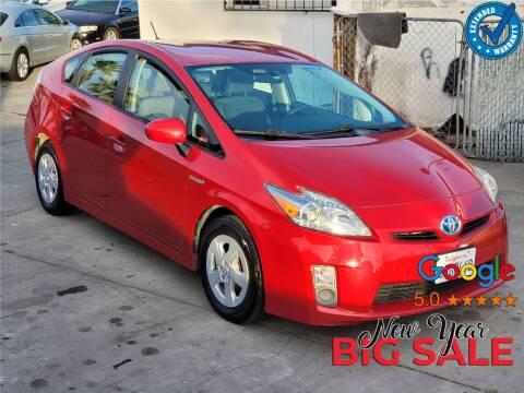 2010 Toyota Prius for sale at Gold Coast Motors in Lemon Grove CA