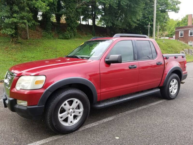 2007 Ford Explorer Sport Trac for sale at Thompson Auto Sales Inc in Knoxville TN