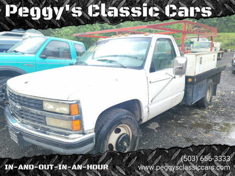 1992 Chevy C3500 C3500 for sale at Peggy's Classic Cars in Oregon City OR