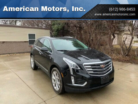 2017 Cadillac XT5 for sale at American Motors, Inc. in Farmington MN