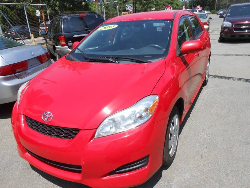 2009 Toyota Matrix for sale at N H AUTO WHOLESALERS in Roslindale MA